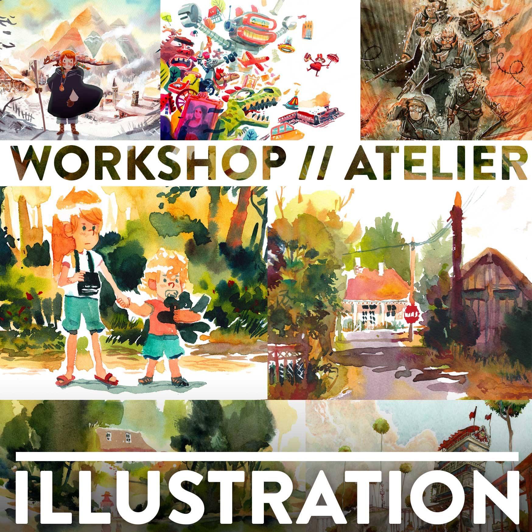 workshops/ateliers